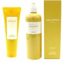 Evas Valmona Yolk-Mayo Shampoo - Шампунь для непослушных и поврежденных волос, 100 мл