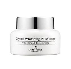 The Skin House Crystal Whitening Plus Cream - Осветляющий крем против пигментации кожи лица, 50г
