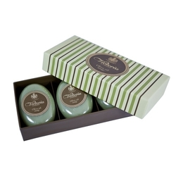Victoria Soap Olive oil Soap - Мыло для тела, 3*100 гр