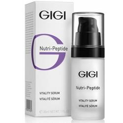 GIGI Cosmetic Labs Vitality Serum - Пептидная оживляющая сыворотка, 30 мл
