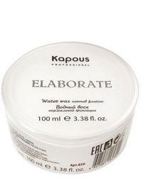 """Kapous Professional Водный воск нормальной фиксации """"Elaborate"""""""