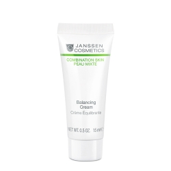 Janssen Combination Skin Balancing Cream - Балансирующий Крем 15мл