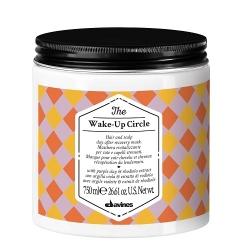 Davines The Wake-Up Circle - Маска-анти-стресс для волос и кожи головы, 750 мл