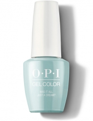 OPI Grease collection Gel Color - Гель-Лак для ногтей Was It All Just a Dream?, 15 мл