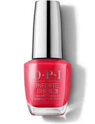 OPI Lisbon Infinite Shine - Лак для ногтей We Seafood and Eat It, 15 мл