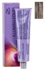 Wella Professionals Illumina Color - Стойкая крем-краска для волос 5/81 светло-коричневый жемчужно-пепельный 60 мл