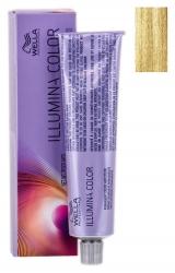Wella Professionals Illumina Color - Стойкая крем-краска для волос 9/03 очень светлый блонд натуральный золотистый 60 мл