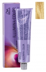 Wella Professionals Illumina Color - Стойкая крем-краска для волос 8/05 светлый блонд натуральный махагоновый 60 мл