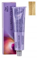 Wella Professionals Illumina Color - Стойкая крем-краска для волос 10/05 Яркий блонд натуральный махагоновый 60 мл