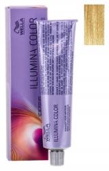 Wella Professionals Illumina Color - Стойкая крем-краска для волос 8/38 светлый блонд золотисто-жемчужный 60 мл
