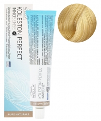 Wella Koleston Perfect Innosense - Стойкая крем-краска для волос 10/0 яркий блонд 60мл