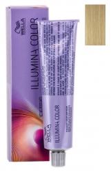 Wella Professionals Illumina Color - Стойкая крем-краска для волос 10/93 яркий блонд золотистый сандре 60 мл