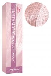 Wella Professionals Color Touch Instamatic - Интенс.тонирование без аммиака с эффектом патины Розовая мечта 60мл