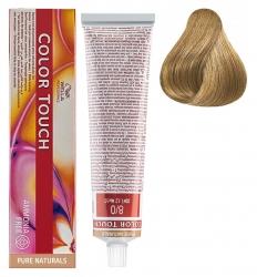 Wella Professionals Color Touch Pure Naturals - Интенс.тонирование без аммиака 8/0 светлый блонд 60мл