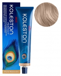 Wella Koleston Perfect Pure Naturals - Стойкая крем-краска 10/03 пшеница 60мл