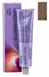 Wella Professionals Illumina Color - Стойкая крем-краска для волос 5/35  светло-коричневый золотисто-махагоновый 60 мл