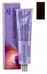 Wella Professionals Illumina Color - Стойкая крем-краска для волос 6/  тёмный блонд 60 мл