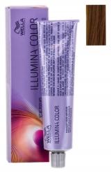 Wella Professionals Illumina Color - Стойкая крем-краска для волос 7/ блонд 60 мл