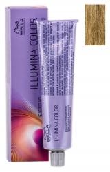 Wella Professionals Illumina Color - Стойкая крем-краска для волос 7/3 блонд золотистый  60 мл