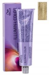 Wella Professionals Illumina Color - Стойкая крем-краска для волос 8/1 светлый блонд пепельный  60 мл