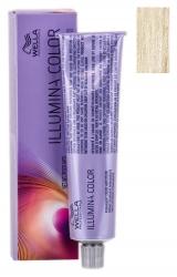 Wella Professionals Illumina Color - Стойкая крем-краска для волос 9/60 натурально-фиолетовый  60 мл