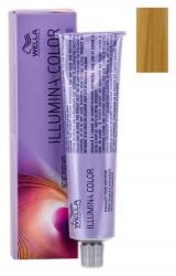 Wella Professionals Illumina Color - Стойкая крем-краска для волос 10/  яркий блонд  60 мл
