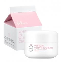 Berrisom G9SKIN White In Moisture Cream - Крем для лица увлажняющий 100 мл