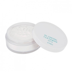 A'Pieu Oil Control Film Powder - Рассыпчатая пудра матирующая SPF15 №2 белый, 40 г