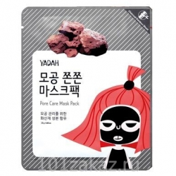Yadah Pore Care Mask Pack – Маска для лица тканевая от расширенных пор, 25 мл