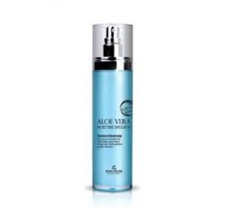The Skin House Aloe Vera Moisture Emulsion - Эмульсия с соком алоэ вера 90% и экстрактом улитки, 120мл