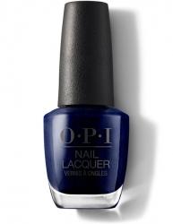 OPI - Лак для ногтей Yoga-Ta Get This Blue!, 15 мл
