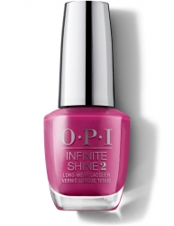 OPI Grease collection Infinite Shine - Лак для ногтей You're the Shade That I Want, 15 мл