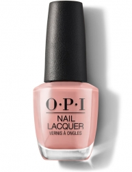 OPI Lisbon - Лак для ногтей You've Got Nata On Me, 15 мл