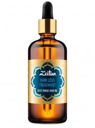 """Zeitun Hair Loss Treatment Easy-Rinse Hair Oil - Масло Легкосмываемое """"Борьба с выпадением волос"""", 100мл"""