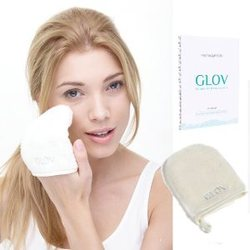 Glov on the Go - Рукавичка для снятия макияжа Глоу он зе Гоу